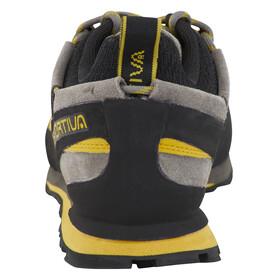 La Sportiva Boulder X - Chaussures Homme - jaune/gris